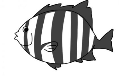 かやの鮮魚店 ロゴ