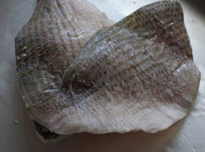 ヘイズ鯛のフィーレ