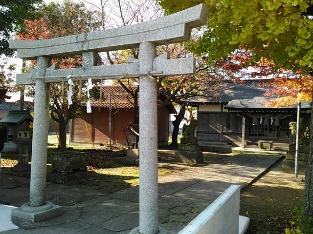 外江西灘神社