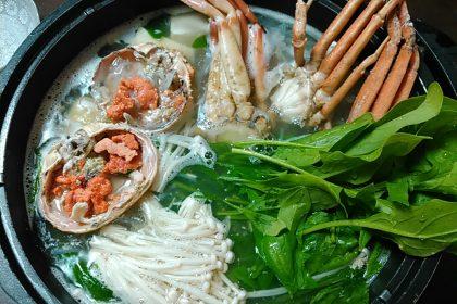 セコガニ 鍋