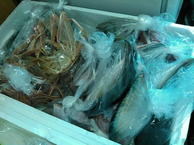 鮮魚 宅配 サービス 商品