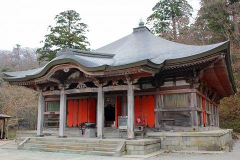 大山寺本堂