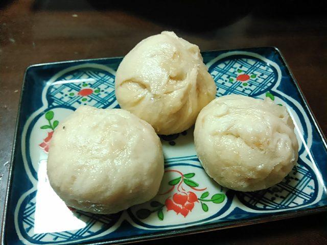 老祥記:豚饅頭