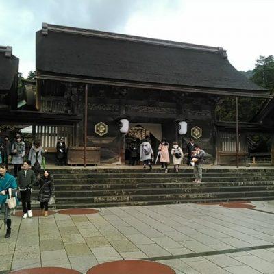出雲大社:東神饌所