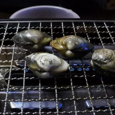海鮮BBQ ハマグリ