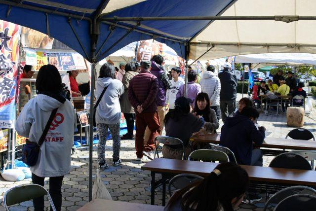 境港おさかなロード大漁祭り