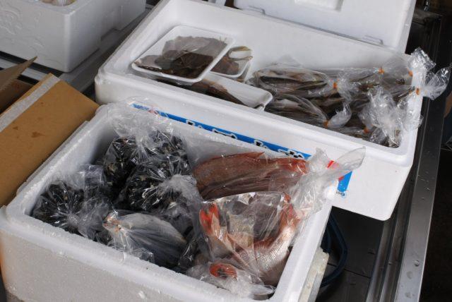 鮮魚配達サービス