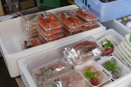 鮮魚 配達サービス