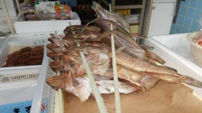 鱈(タラ)一夜干し